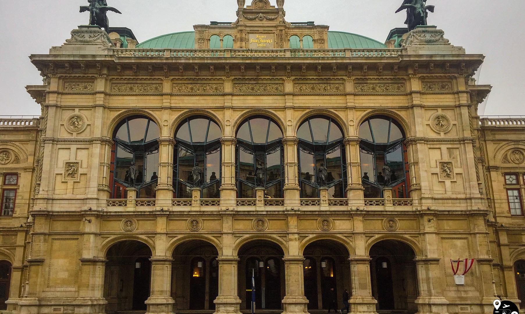 Венская государственная опера, Вена
