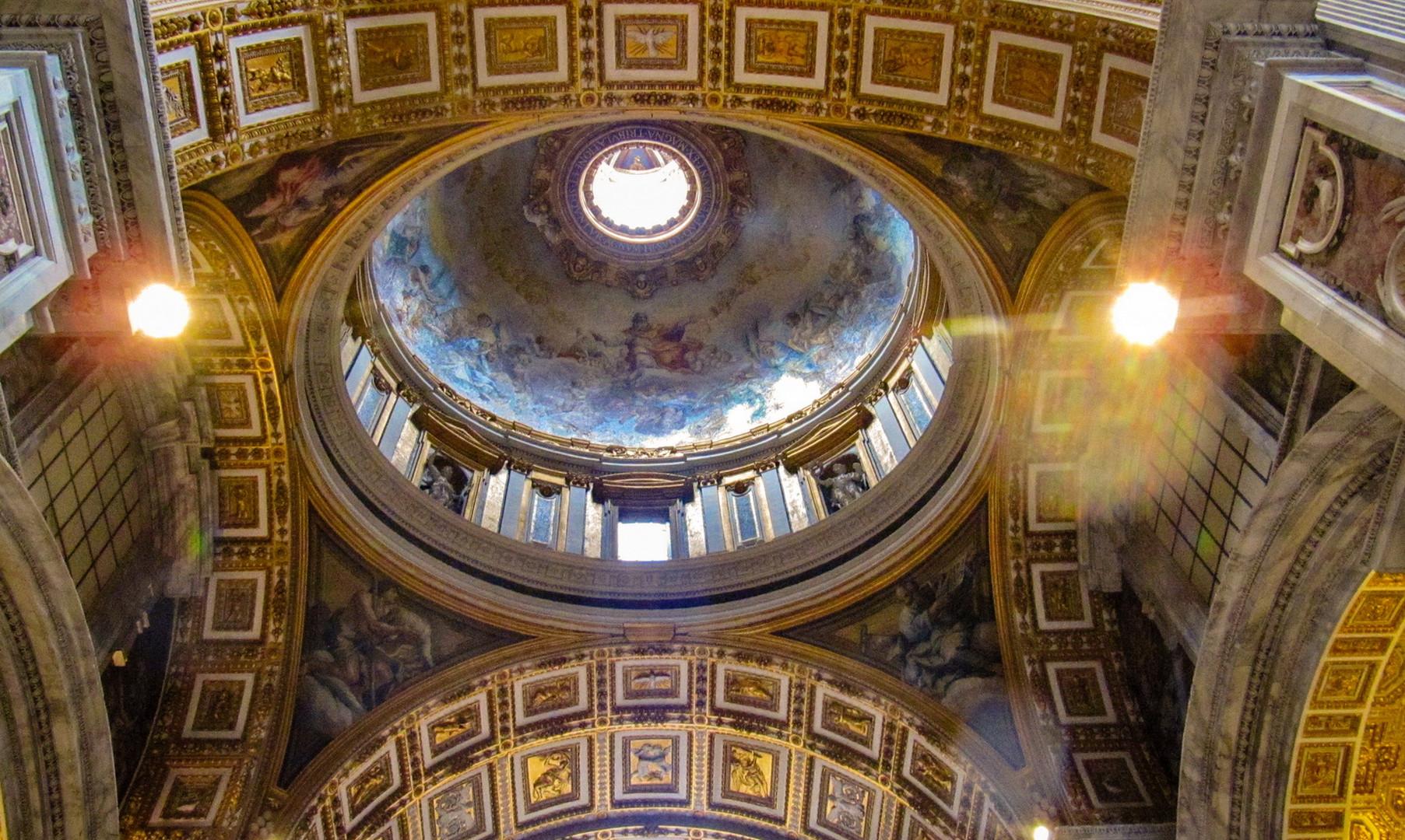 Базилика Святого Петра, Ватикан