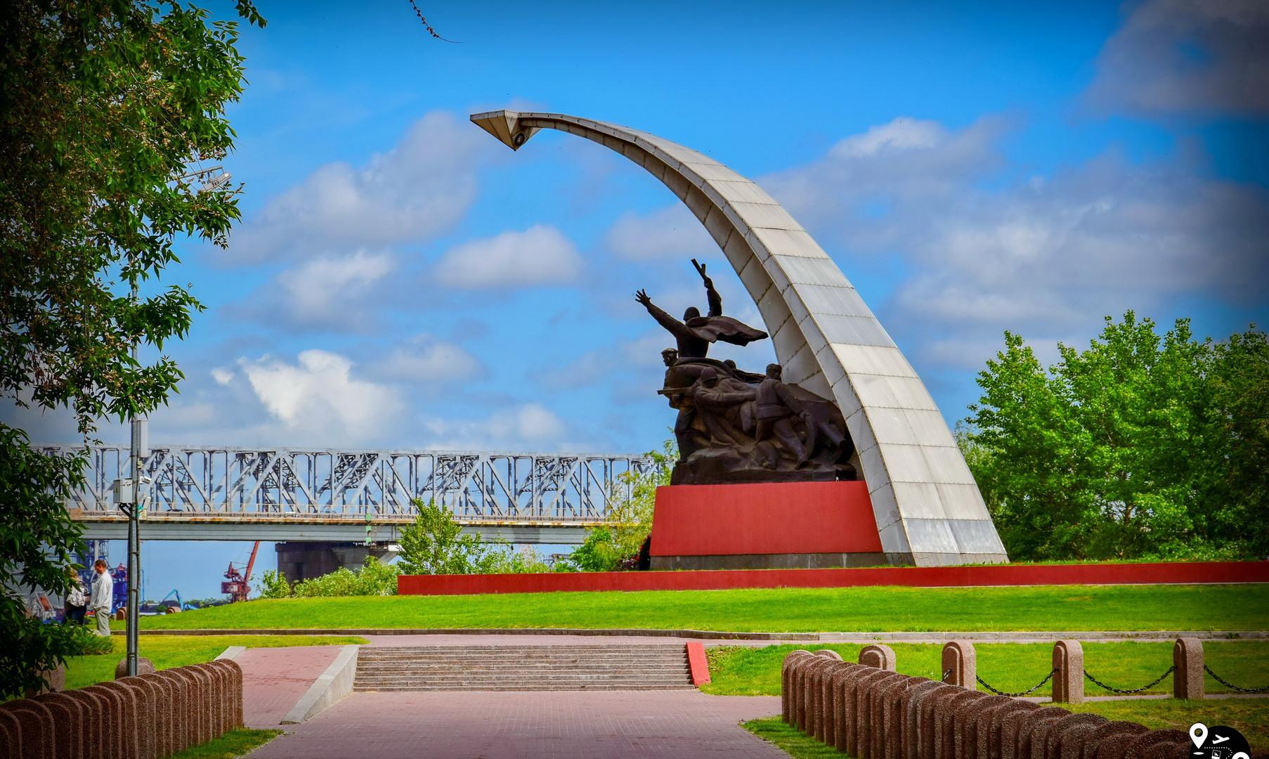 """Мемориал """"Кумженская роща"""", Ростов-на-Дону"""