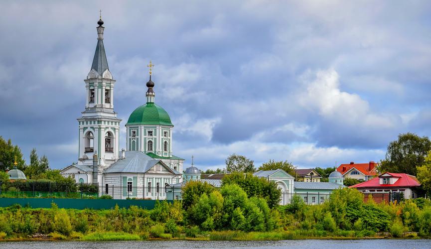 Свято-Екатерининский монастырь, Тверь