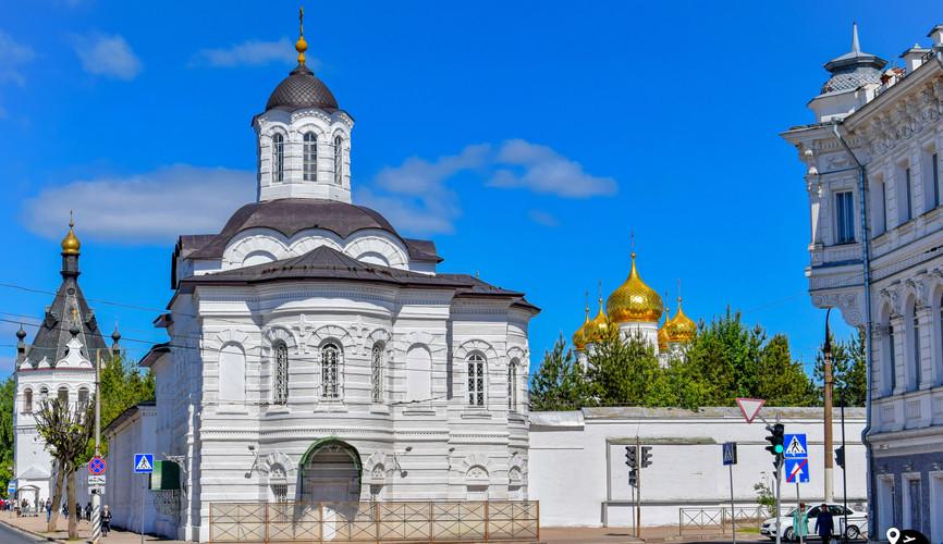 Богоявленский Анастасиин монастырь, Кострома