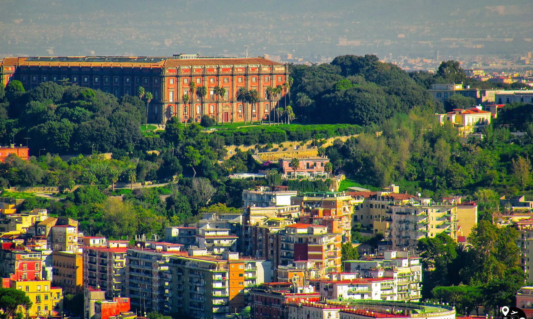 Национальный Музей и Галерея Каподимонте, Неаполь