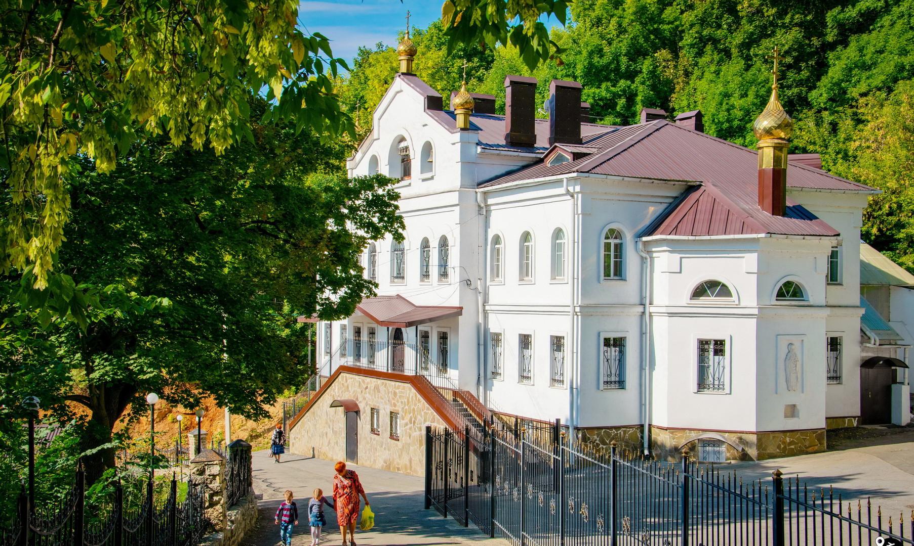 Свято-Успенский монастырь, Липецк