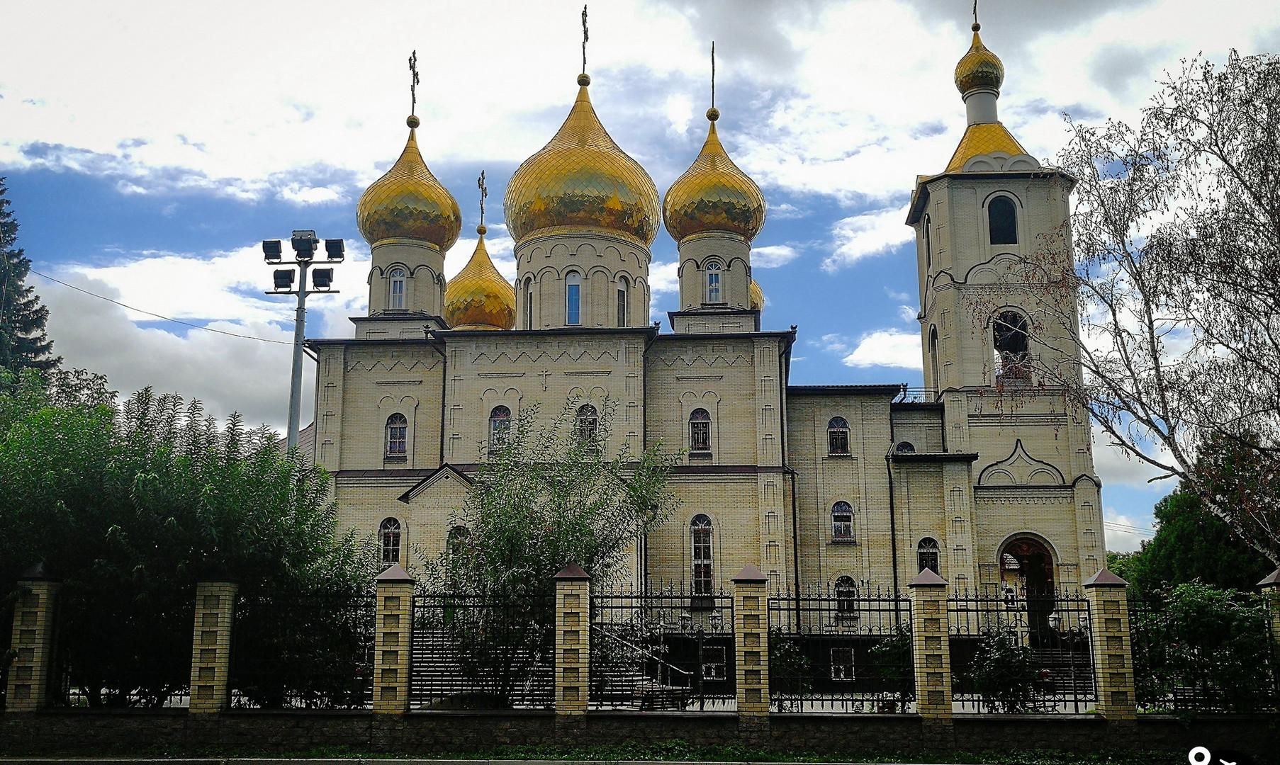 Собор Святителя Николая Чудотворца, Черкесск