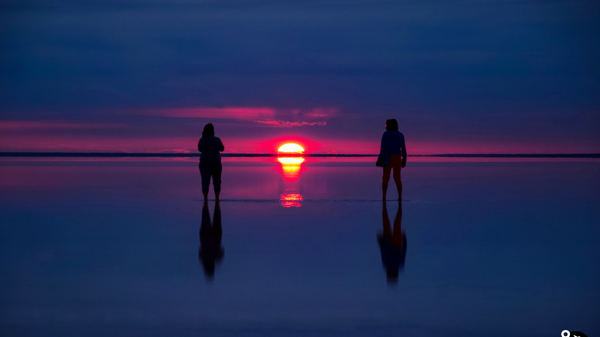 Солёное озеро-зеркало Эльтон (+1 день)