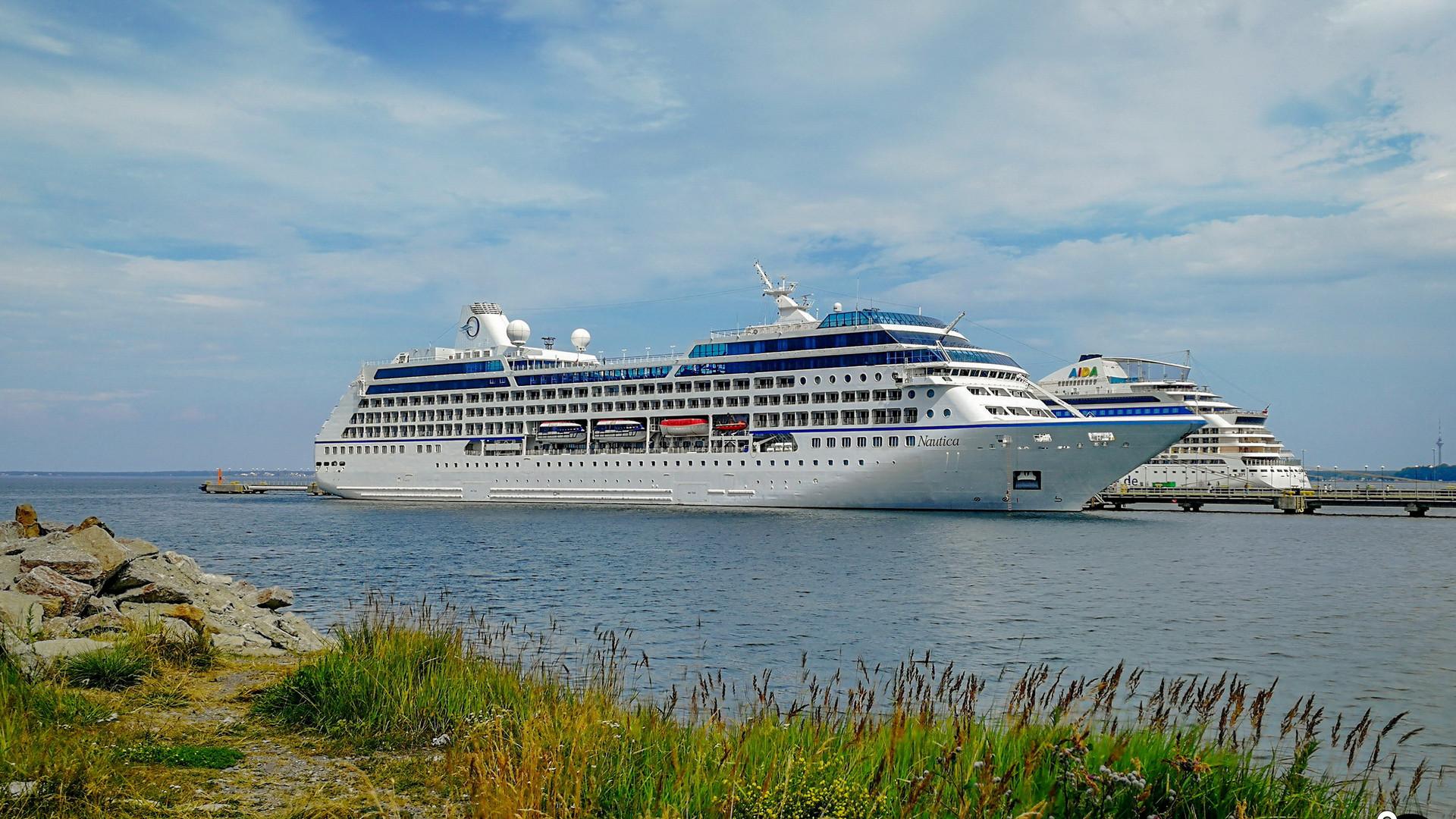 Морской порт Таллина