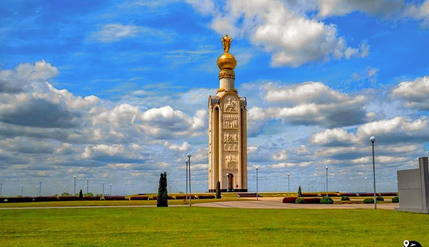 Звонница на Прохоровском поле, Прохоровка