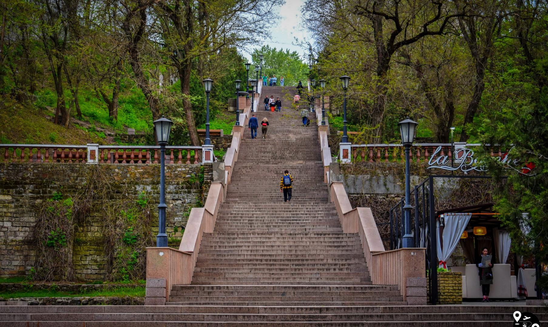 Каменная лестница, Таганрог