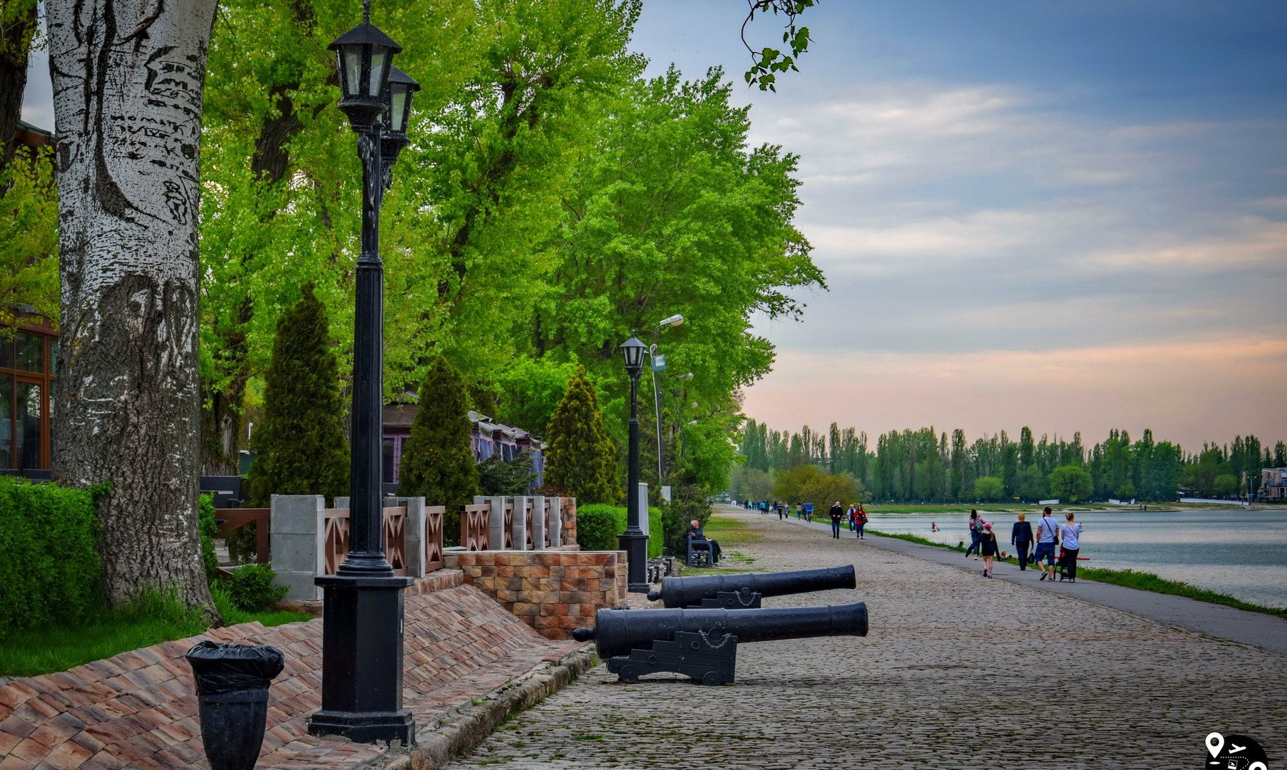 Набережная Азовского моря, Таганрог