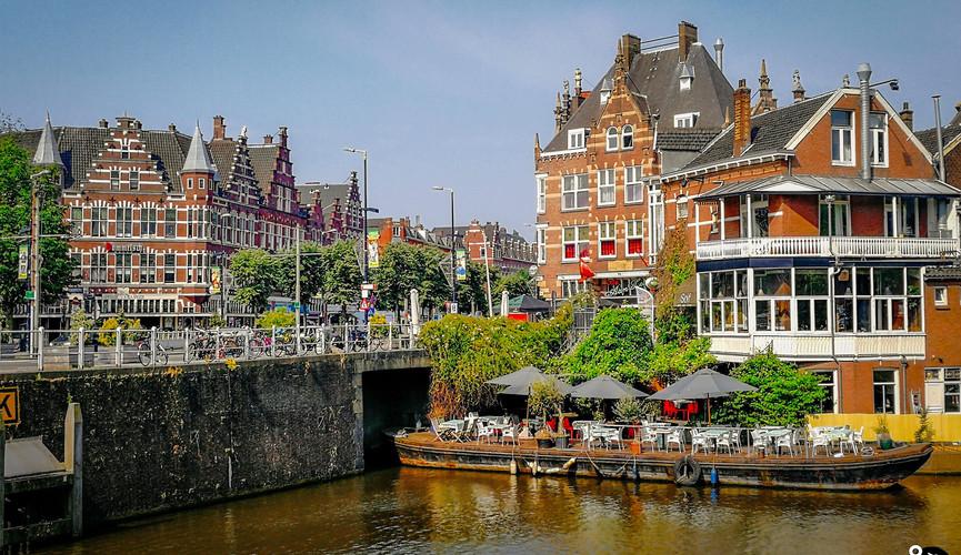 Район старой гавани, Роттердам