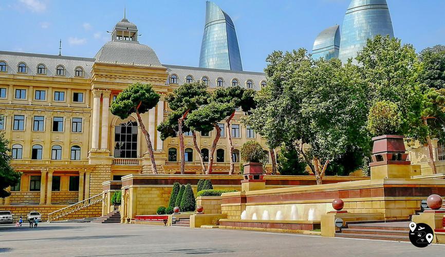 Национальный музей искусств, Баку