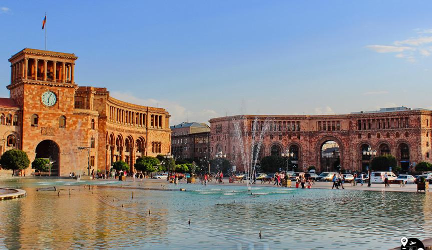 Площадь Республики, Ереван