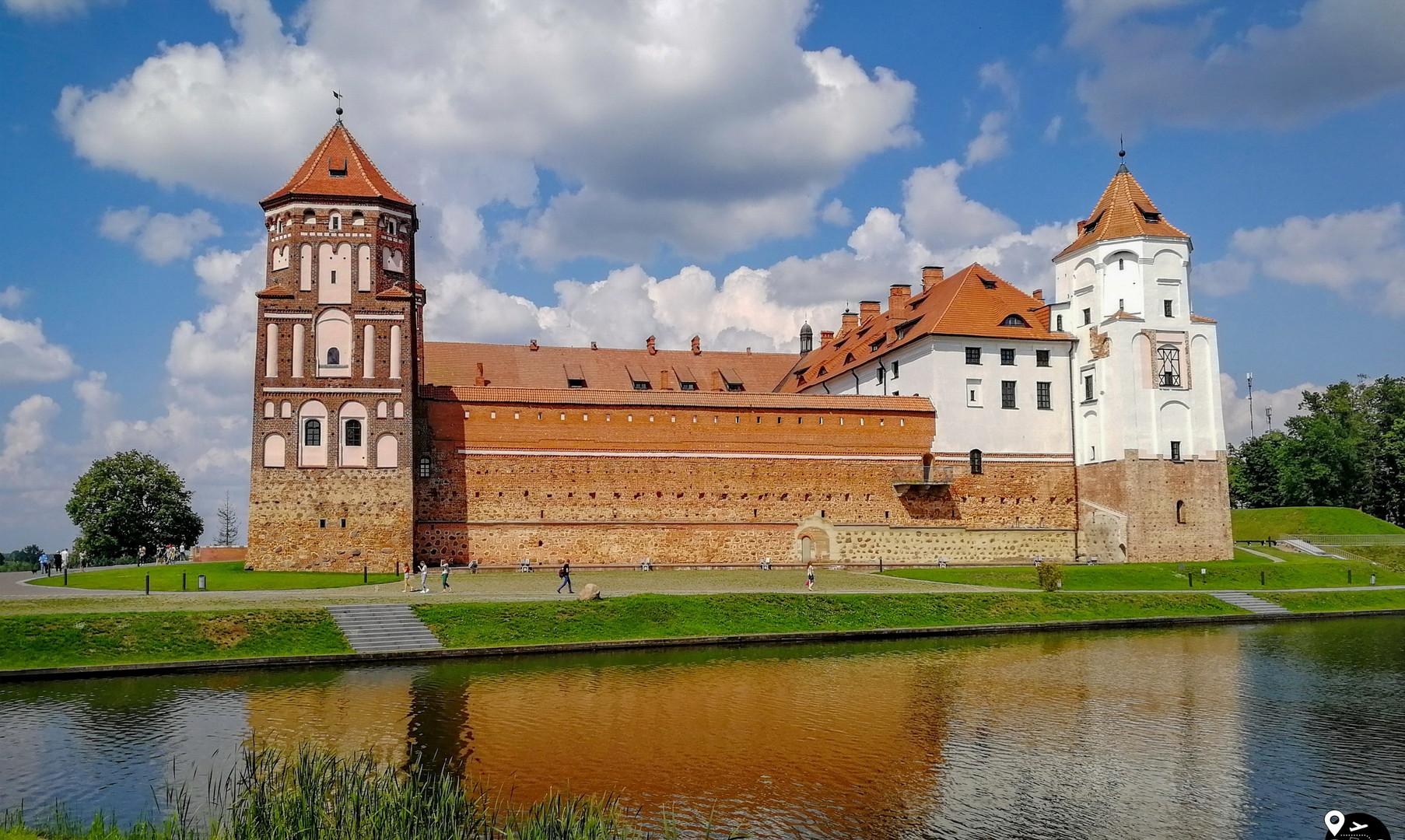 Мирский замок, Мир