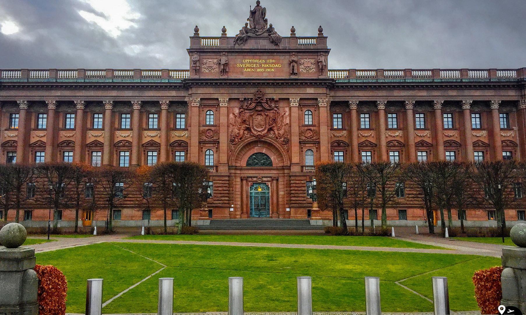 Шведский парламент (Риксдаг), Стокгольм