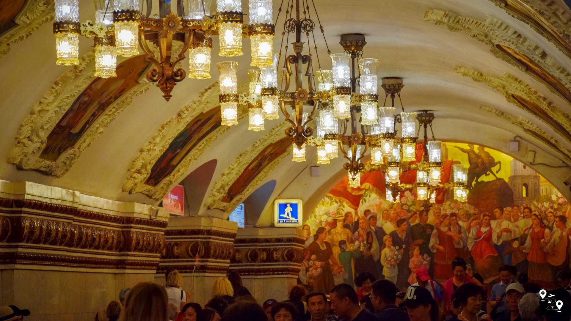 Московское метро, Москва