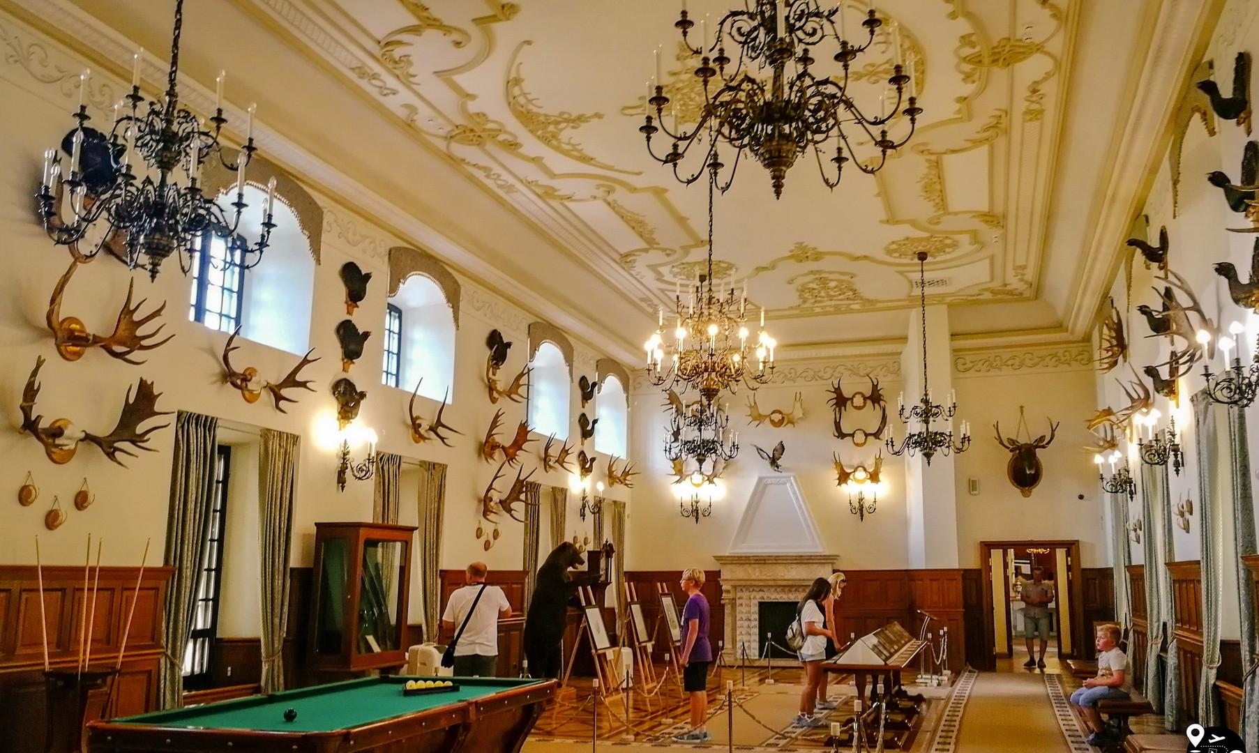 Экспозиция музея Несвижского замка, Несвиж