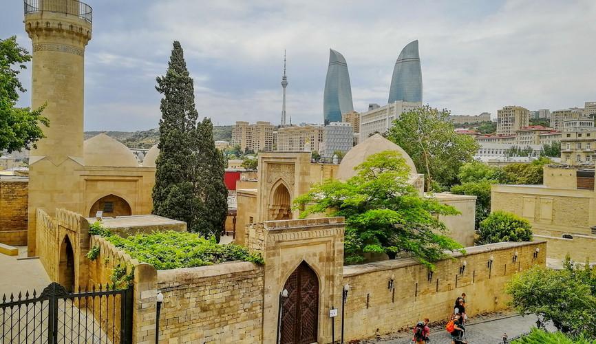 Дворец Ширваншахов, Баку