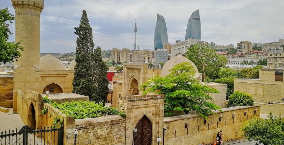 Район Ичеришехер, Баку