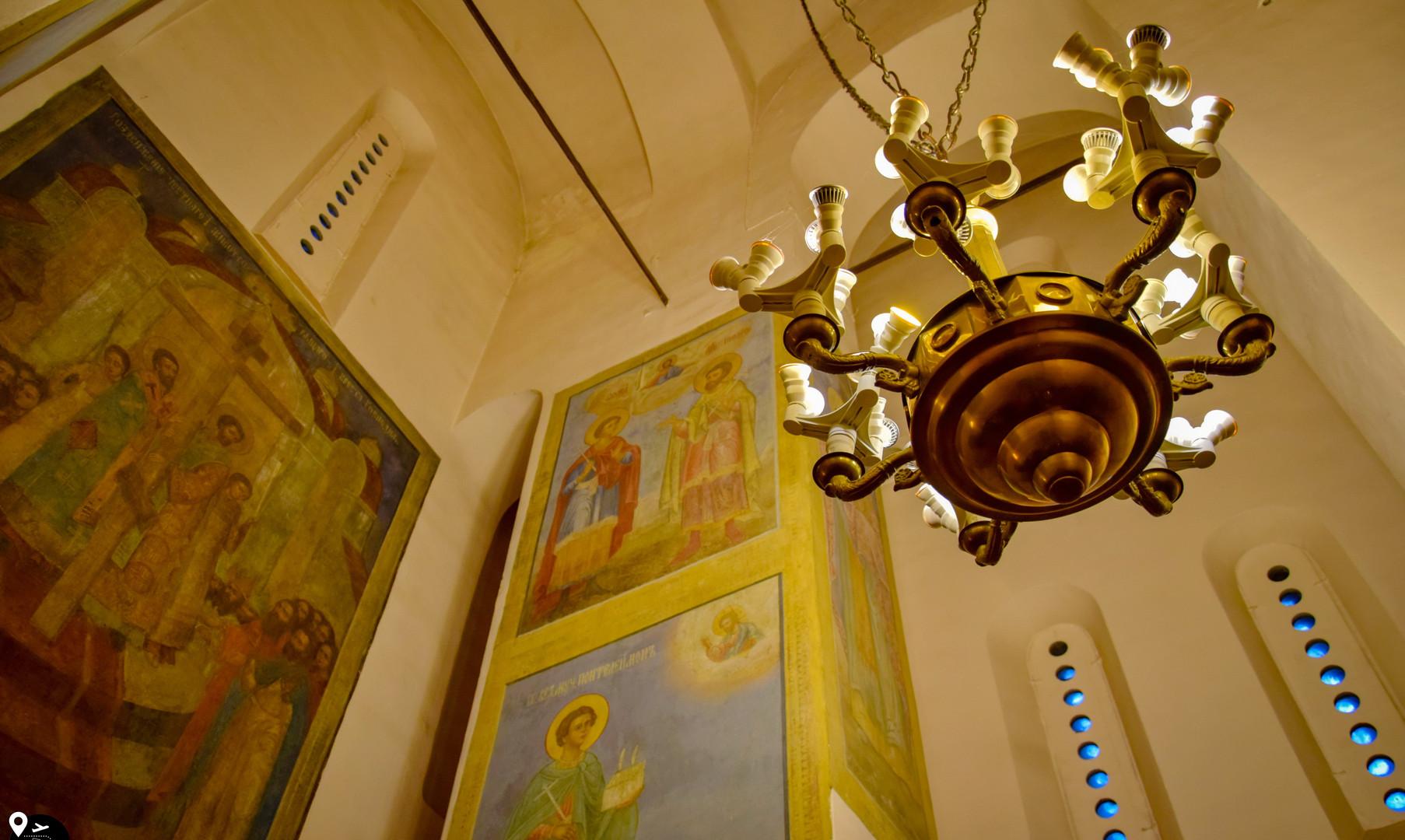 Перынский скит, Юрьево
