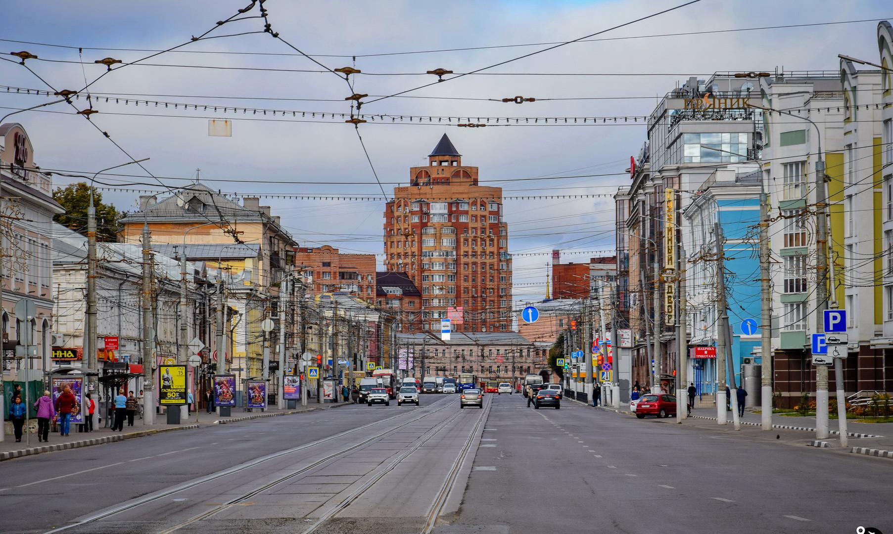 Советская улица, Тула