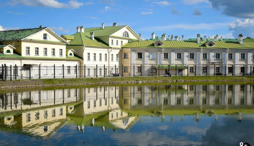 Старая гостиница Лавры, Сергиев Посад