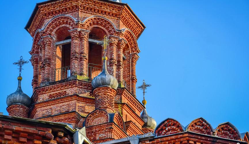 Вознесенский собор, Осташков