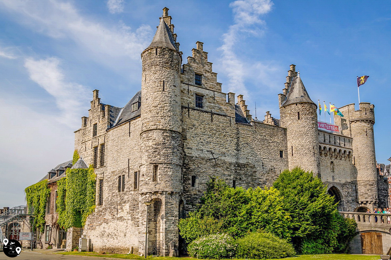 Замок Стен, Антверпен
