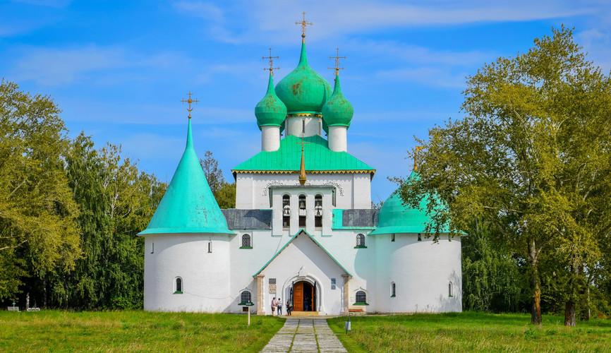 Сергиевский храм, Куликово Поле