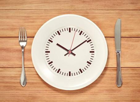 Ayuno intermitente vs la Dieta de la Zona.
