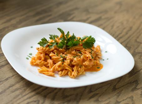 8 Comidas sencillas a base de pasta