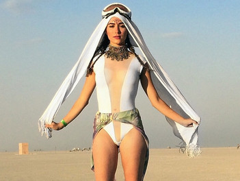 Into The Dust (Burning Man)
