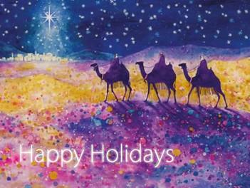 5 Ways To Send Zero-Waste Holiday Cards