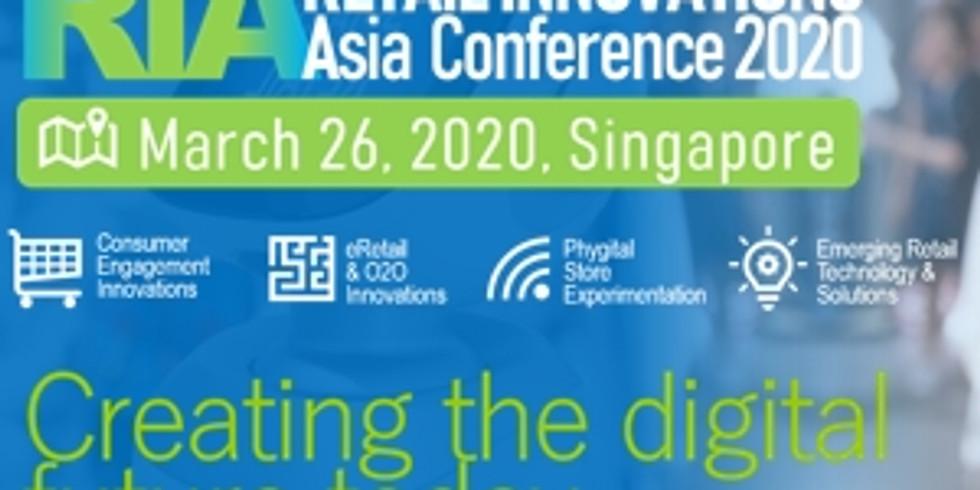 Singapore Retail Tech & Innovation Summit 2020