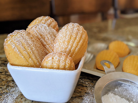 French Madeleine