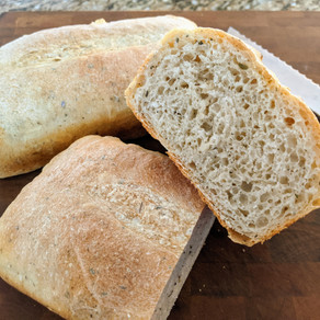 Easy Tuscan Loaf