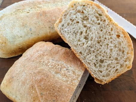 Easy Tuscan Loaf