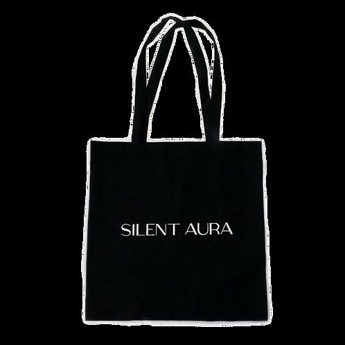 SILENT AURA Tote Bag