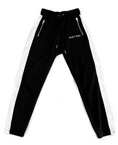 Black Deluxe Trackpants