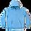 Thumbnail: Winter Essential Sky Blue Hoodie