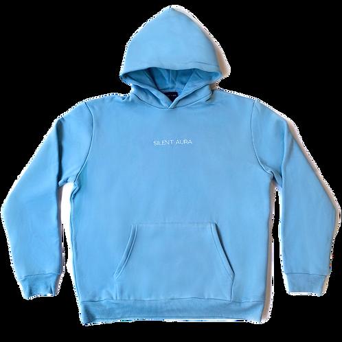 Winter Essential Sky Blue Hoodie