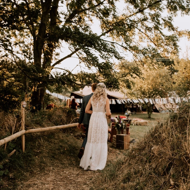 Upthorpe Wood wedding