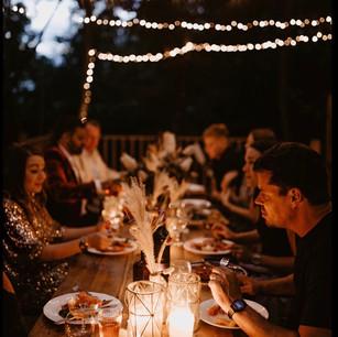 Upthorpe Wood feasting