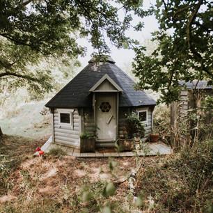 Upthorpe Wood honeymoon suite