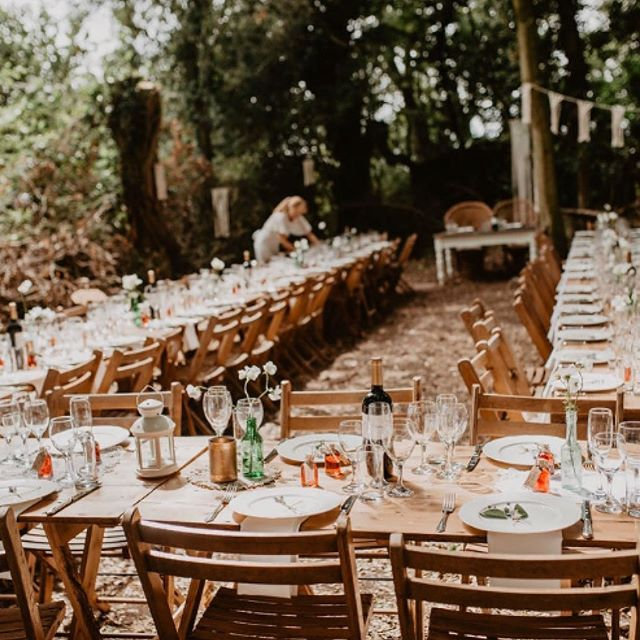 Anyone for a woodland Wedding Feast__ It