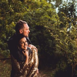Upthorpe Wood woodland couple
