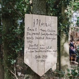 wedding menu at Upthorpe Wood.jpg
