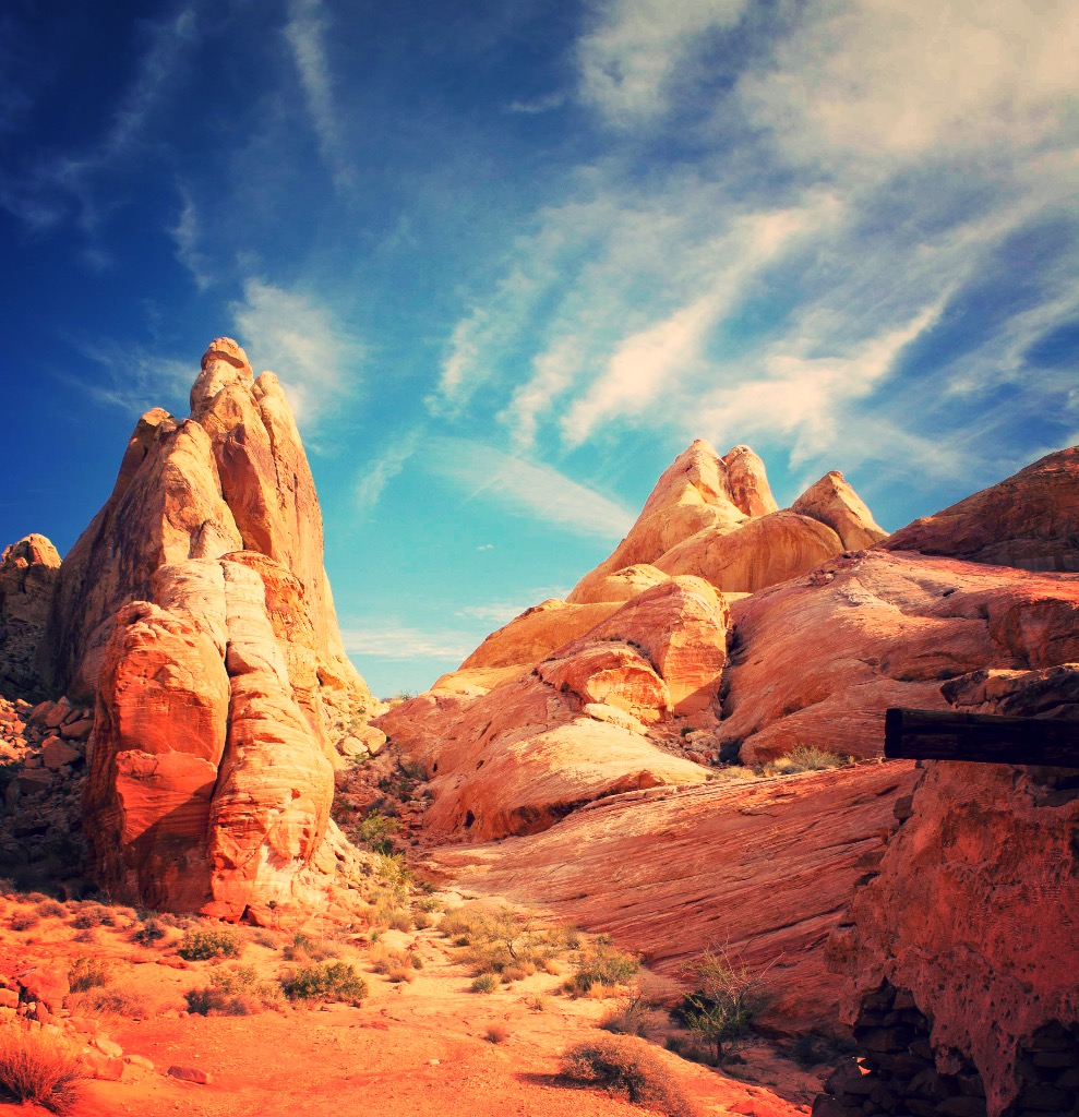 Las Vegas Hiking Tours