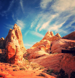Valley of Fire - Las Vegas, NV