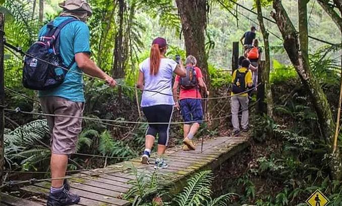 Caminhada Japiapé - Trilhas Ecológicas