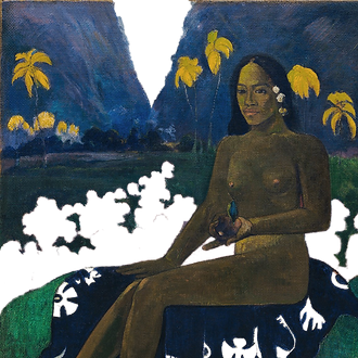 6_Paul Gauguin The seed of Areoi 1892.png